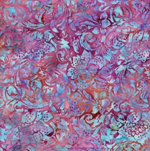 Hand Dyed Cotton Batiks Fabric Collection 6/904